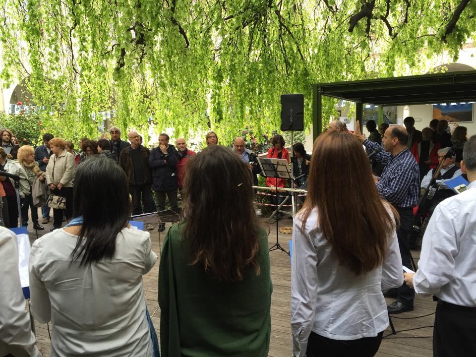 Resoconto Yom Ha'Atzmaut 2015 – Milano