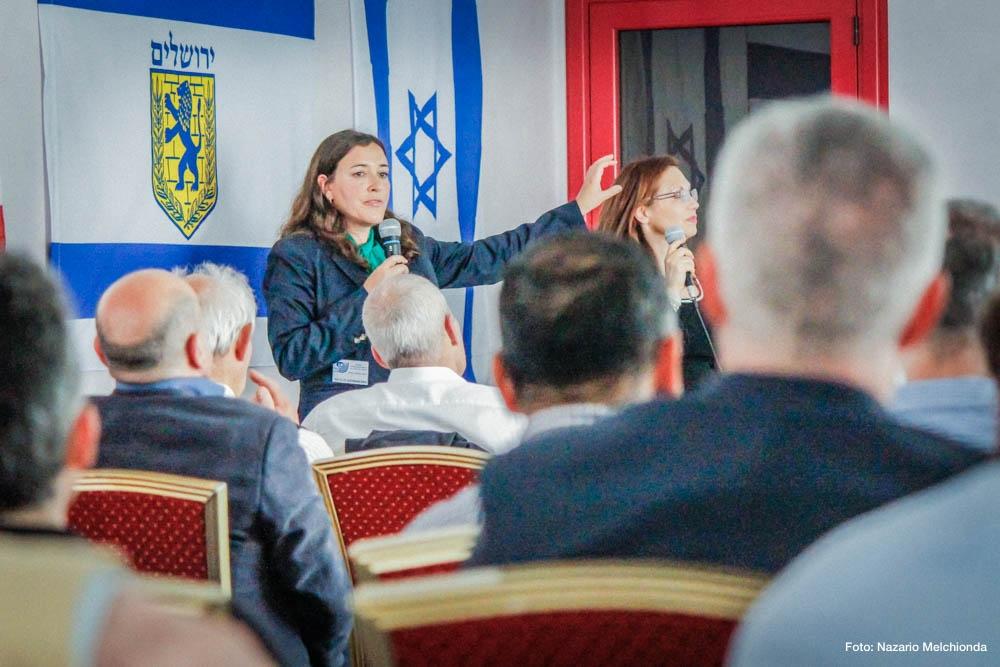 CONVEGNO EDIPI: LA NAZIONE D'ISRAELE, BENEDIZIONE DIVINA PER TUTTE LE NAZIONI.