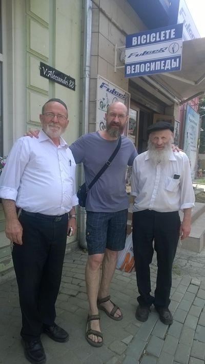 Relazione di Tiso Roberto sugli ebrei messianici in Moldova