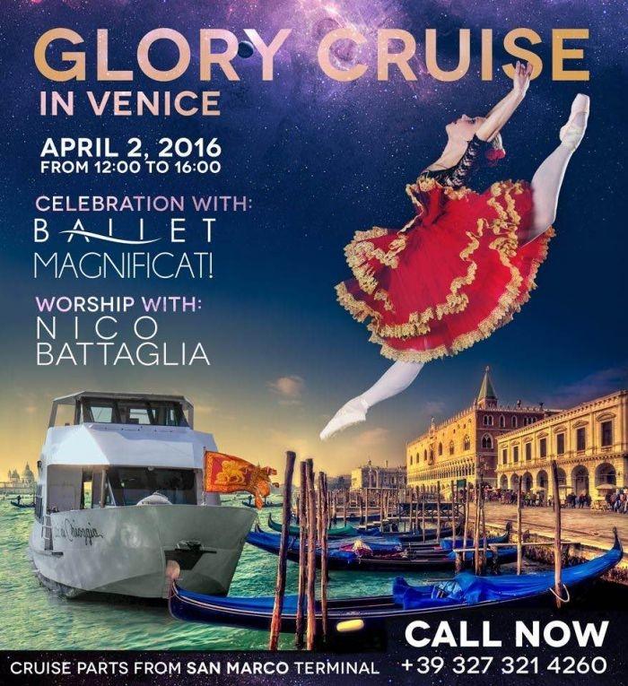 1° Resoconto di Glory cruise in Venice 2 Aprile