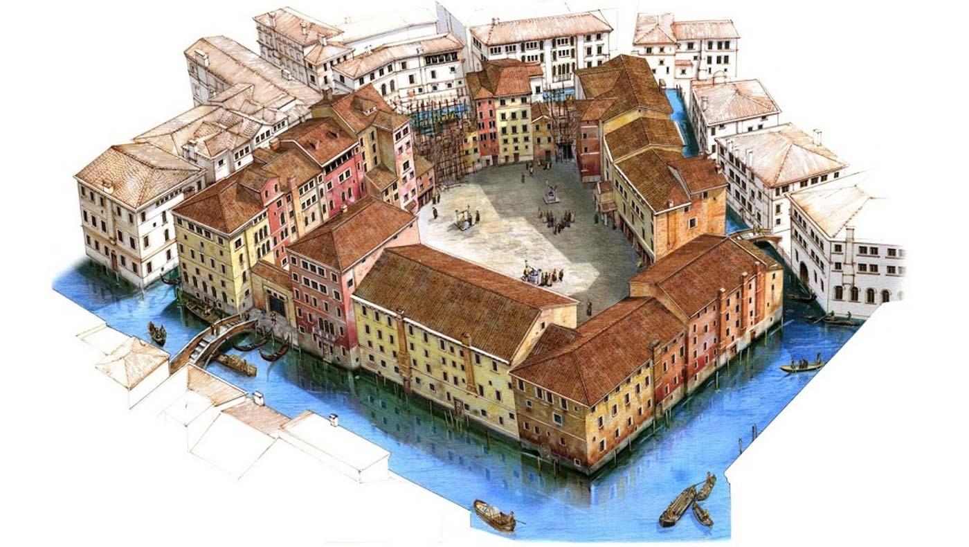 Gita a Venezia per i 500 anni del Ghetto