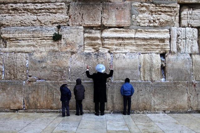 Il nostro (e vostro) Muro