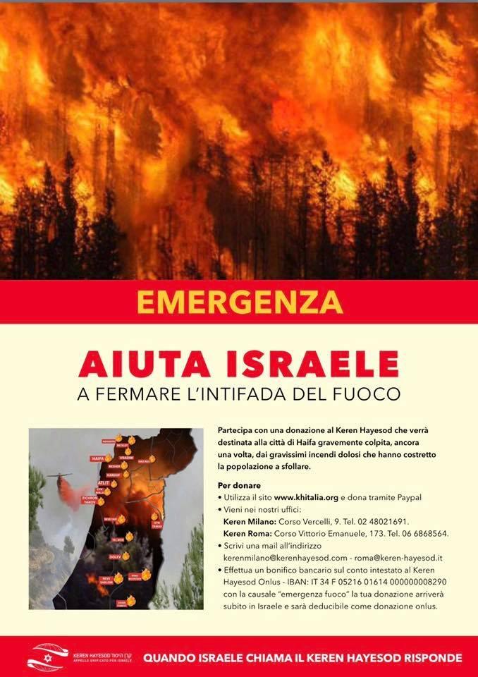 Campagna di emergenza : Intifada del fuoco