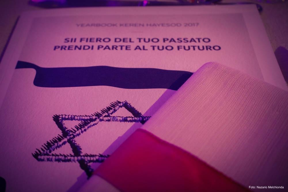 Milano: Serata per l'Apertura della Campagna di raccolta 2017 Keren Hayesod