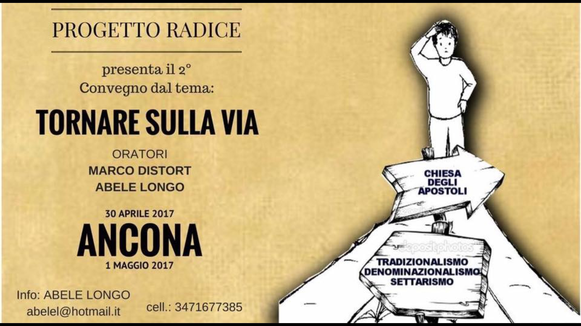 Ancona – Progetto Radice – Torna sula Via