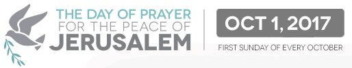 The day of Prayer for the Peace of Jerualem