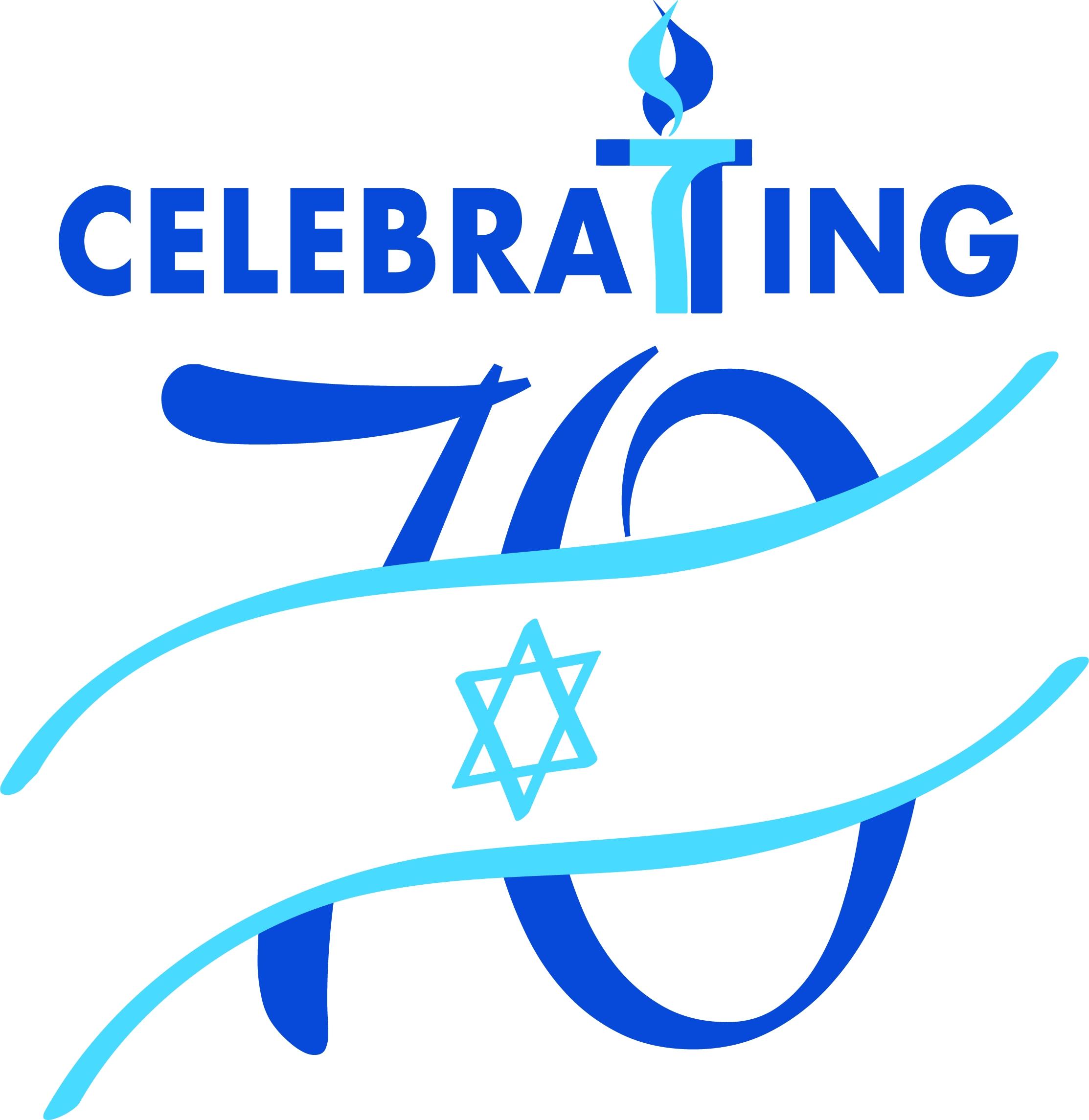 Delegazione di EDIPI per festeggiare il 70° Anniversario di Israele
