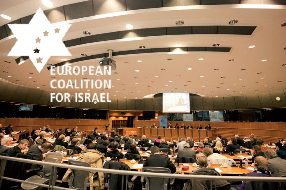Il consulente legale di ECI Andrew Tucker a Gerusalemme –  Comunicato stampa