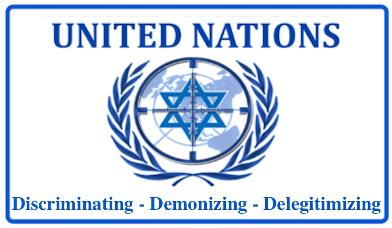 Chi vota contro Israele all'Onu