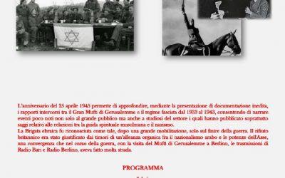 Ebrei e Arabi Musulmani nell'età dei Totalitarismi