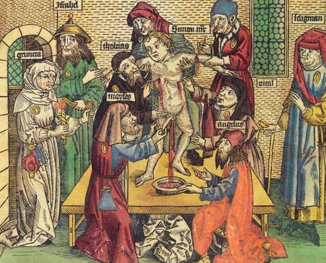 La storia di San Simonino da Trento: un paradigma dell'antisemitismo