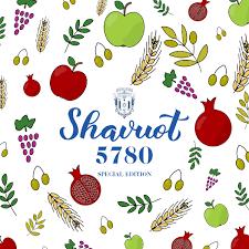 Shavuot 5780