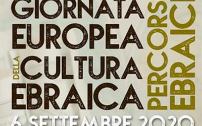 XXI° Giornata Europea della Cultura Ebraica