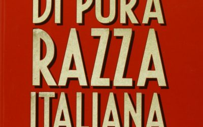 L'Italia e le leggi razziste del 1938