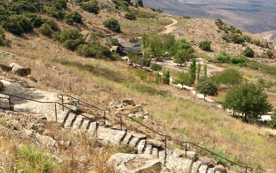 Scavi in Israele, fortezza millenaria rinvenuta nel Golan