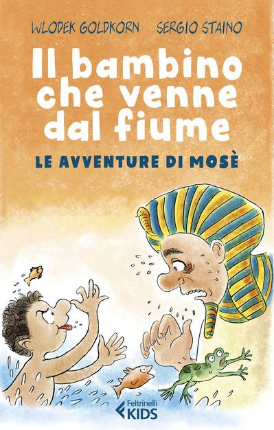 """""""Il bambino che venne dal fiume"""": la storia di Mosè in un libro per bambini"""